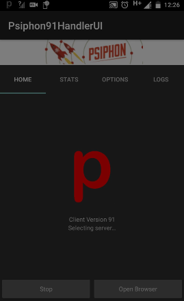 conectar psiphon91 mexico android internet