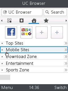 internet gratis uc Browser Handler