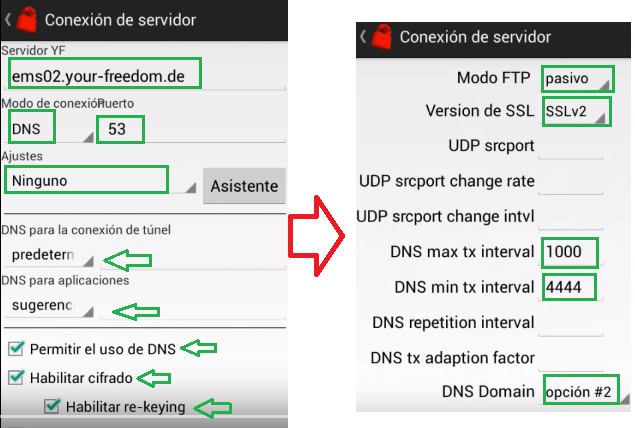 internet gratis con Your-freedom