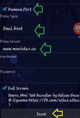 opera handler movistar 2016 internet gratis android