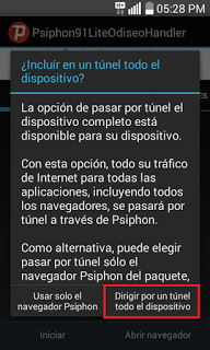 servidor telcel android psiphon 2017 mexico