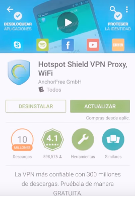 internet gratis hotspot shield