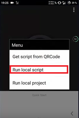 scripts qpython telcel 2017 android