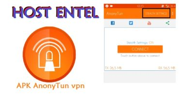 descargar host para anonytun vpn apk entel