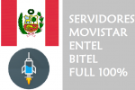 descargar servidores http injector junio movistar entel bitel