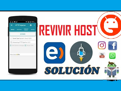 como revivir el host de entel peru