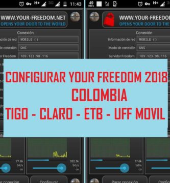 configurar your freedom 2018 tigo uff movil claro etb colombia
