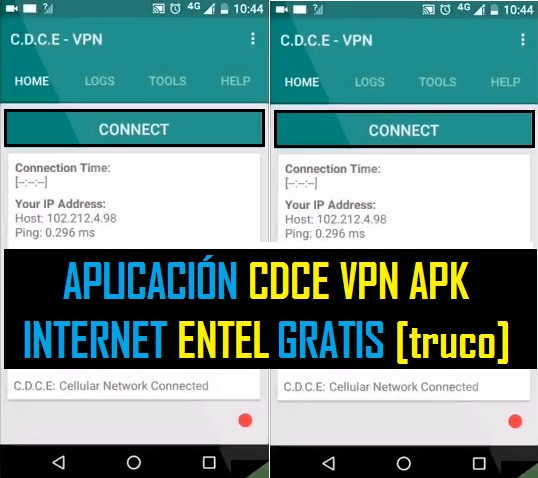 cdce vpn android
