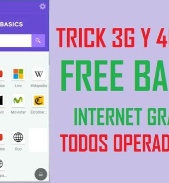 trick free basic android entel bitel