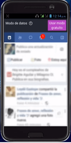 ultima version de facebook lite apk