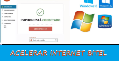 como aumentar y acelerar internet bitel mimax mifi windows pc