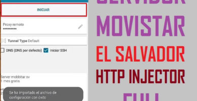 descargar servidor movistar el salvador http injector