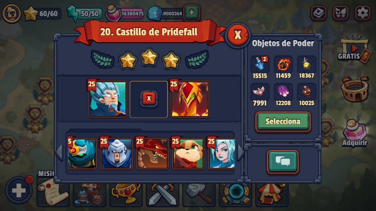 nivel 20 realm defense apk mod full unlimited free hacked