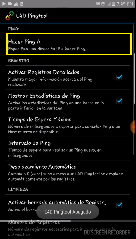 configurar l4d pingtool vpn gratis internet movistar