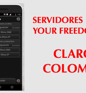 descargar servidores your freedom claro colombia android
