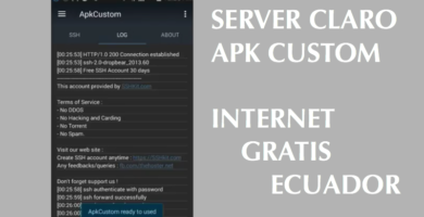server acm claro ecuador apk custom vpn internet gratis