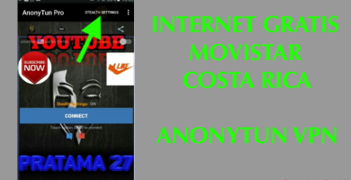 internet gratis movistar costa rica 2018 anonytun vpn apk