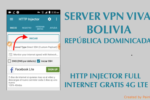 server viva bolivia republica dominicana http injector apk vpn