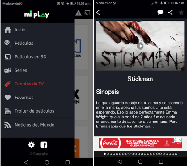 descargar miplay apk android iphone pc tv box smart tv