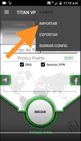 descargar servidores titan vpn bitel movistar tuenti entel