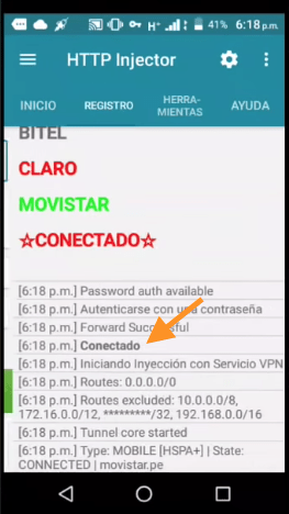 descargar server ehi movistar peru 2018 http injector